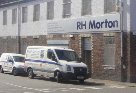 RH Morton building
